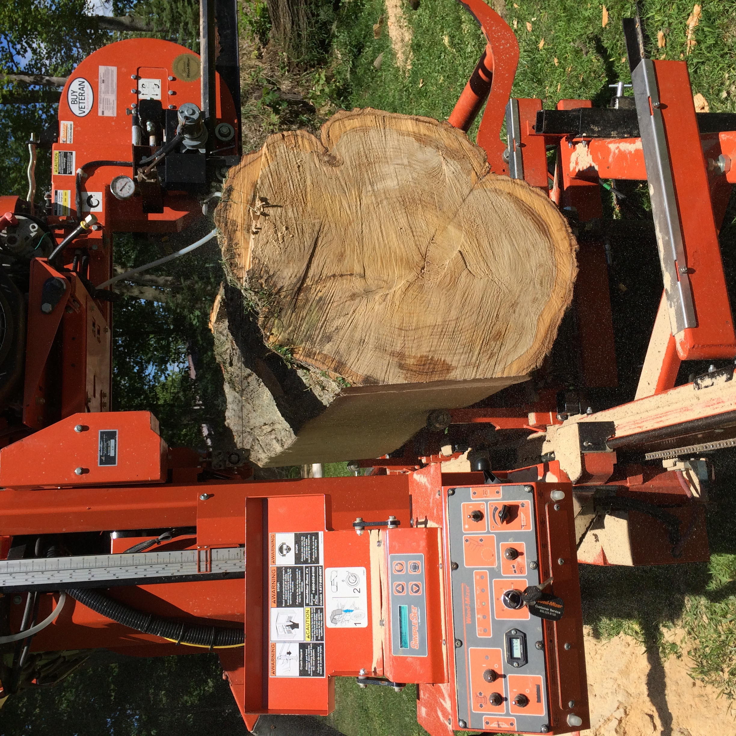 Where better to buy equipment for sawmill 73