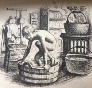 traditional soap-making