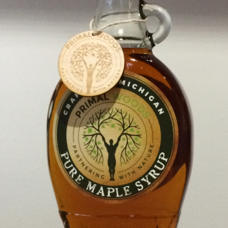 michigan pure maple syrup amber