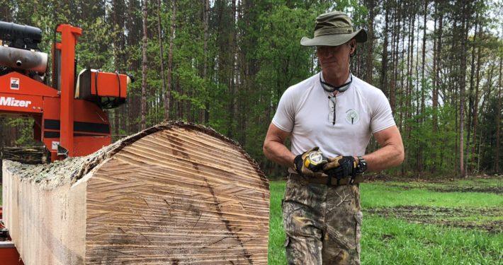 lumber milling primal woods
